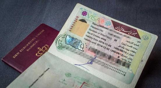 ترجمه رسمی پاسپورت